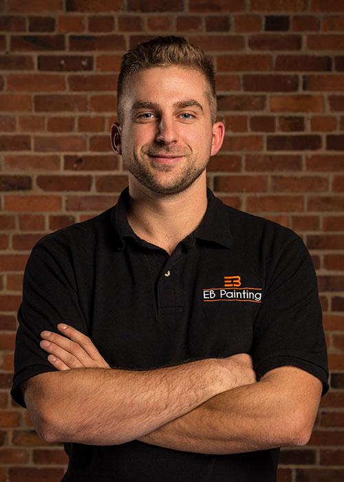 Eric - EB Painting Team Member