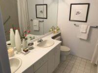 bathroom interior painting