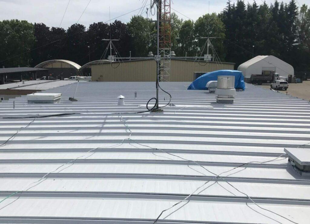 richmond roof exterior