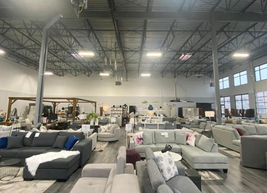 richmond warehouse