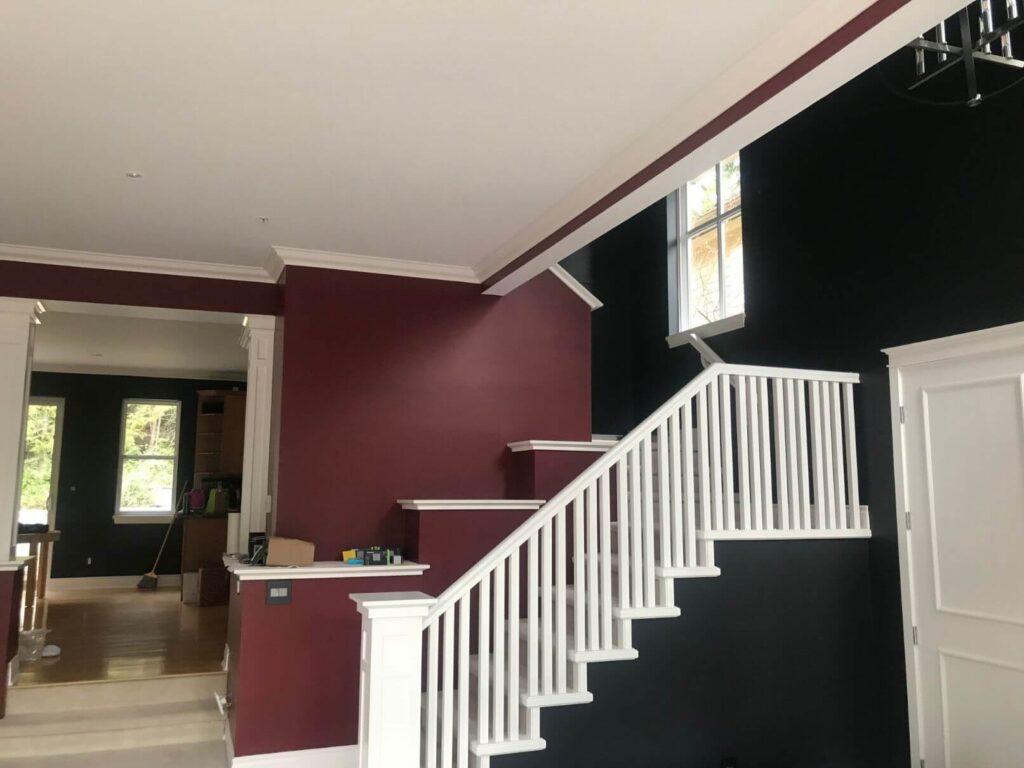 interior colour painting